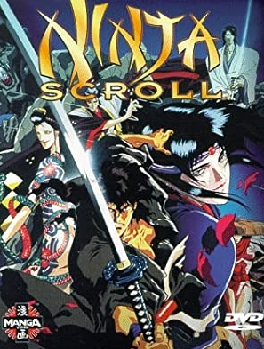 Ninja Scroll(1993)Review: A Love Story forHumanity