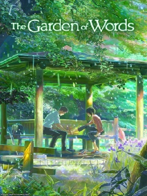 The Garden of Words Review: More Green Is Good forYou