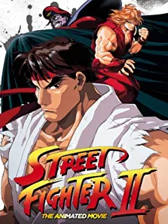 Street Fighter II The Animated Movie (1994) Review: A Great Work Out for theEyes