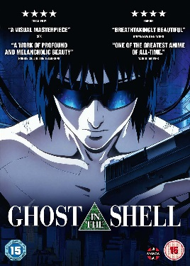 Ghost In the Shell (1995)Review: The Future of Humanity Is A Stream ofConscience