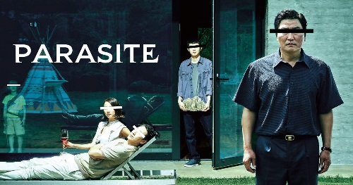 Parasite (2019) Review:   The Insects of theSociety