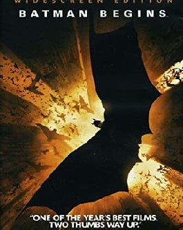 Batman Begins (2005) Review: Conquer your Fears and Fight forJustice