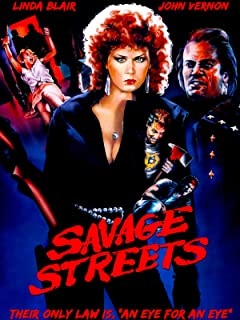 Savage Streets (1984) Review: The Hunting BowHeroine