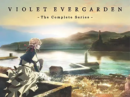 Violet Evergarden (2018) Review: The Doll that Learned to FeelEmotions