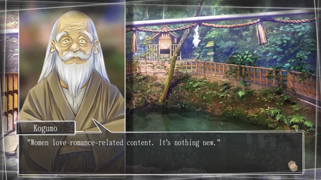 √Letter Visual Novel for PS4