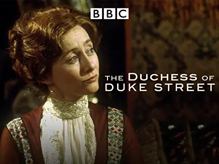 Reflecting on The Duchess of Duke Street Season1