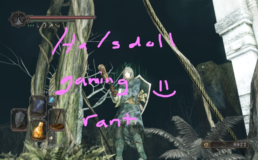 Dark Souls II Rant: Rings and the Test ofPatience