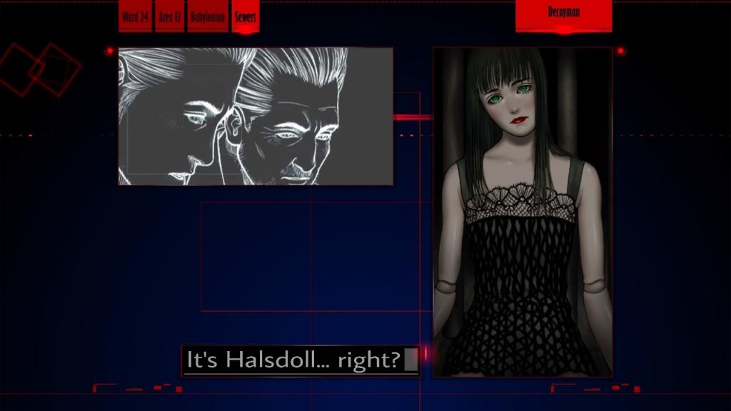 Halsdoll Playin