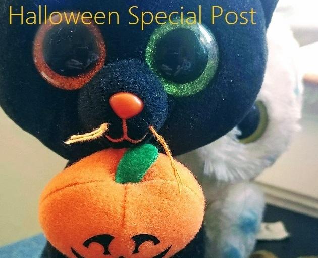 Some Halloween Posts for you FestiveFolks